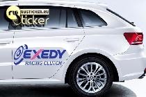 EXEDY лого