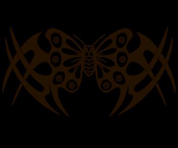 Бабочка 66