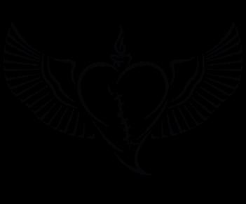 Сердце с крыльями 6