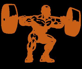Атлет спорт