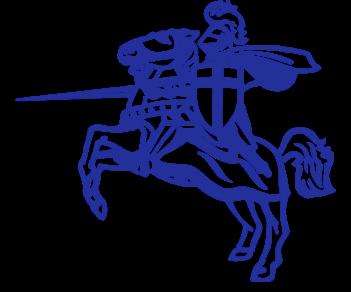 Рыцарь на лошади