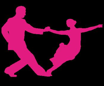 Танцевальная пара танец