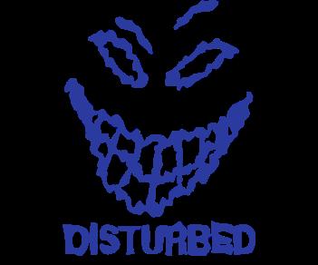 Disturbed-логотип