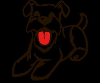 Собака терьер