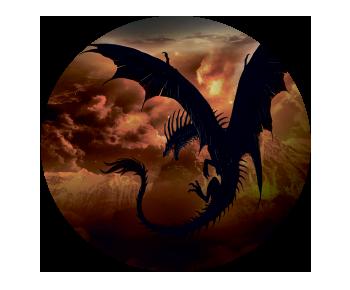 На запаску дракон