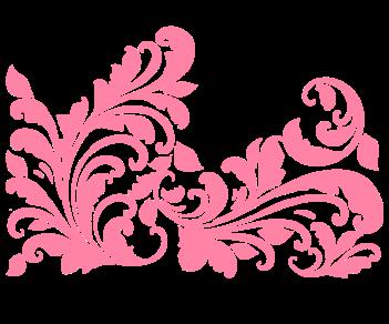 Узор цветочный 28