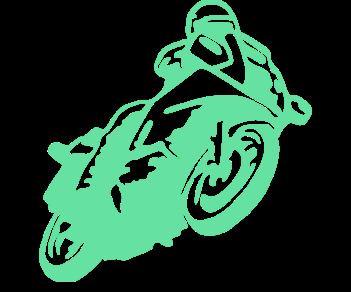 Мотоциклист 11
