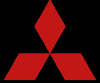 Митцубиси лого 2