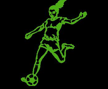 Футбол женский