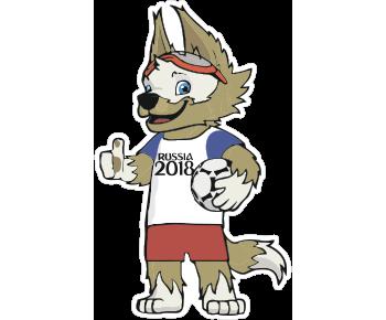 Футбол 2018 волк 2