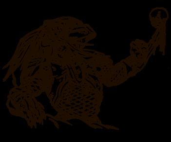 bio наклейка хищник 1