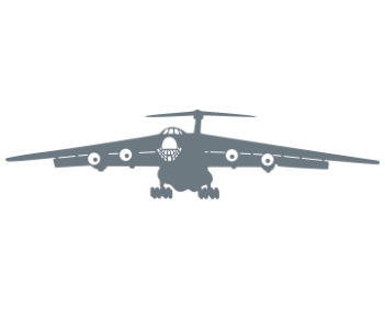 Самолет Ил 76
