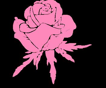 Роза бутон 2