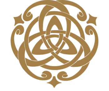 Трискель символ линий