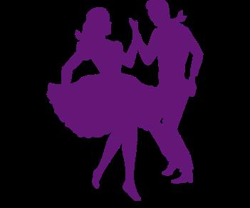 Танцевальная пара вальс