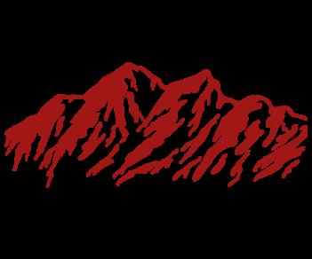 Горы вершины