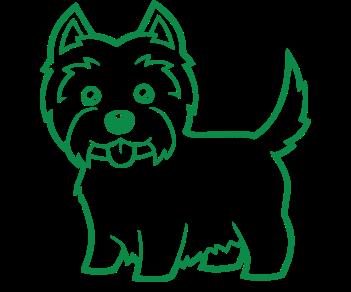 WESTIES собака