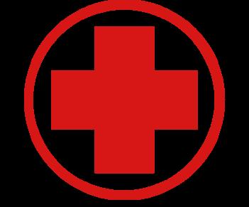 Красный крест-медпомощь