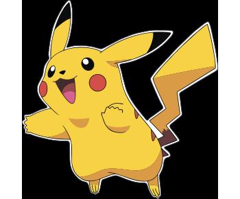 Пикачу 2 покемоны Pokemon GO