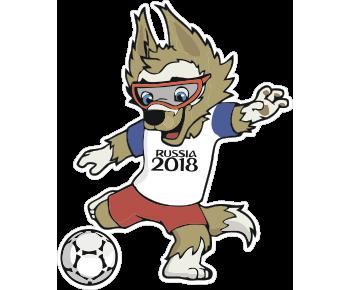 Футбол 2018 волк
