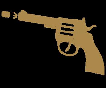 Пуля и пистолет