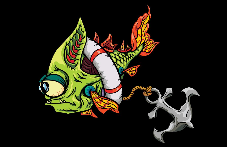 Грустная рыба