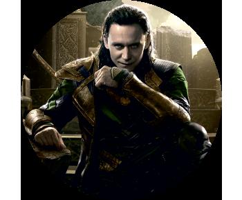 На запасное колесо Loki