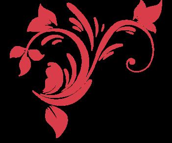 Узор цветочный 8