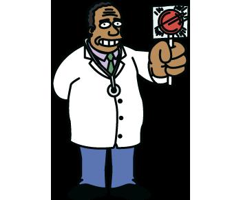 The Simpson - Dr. Hibbert