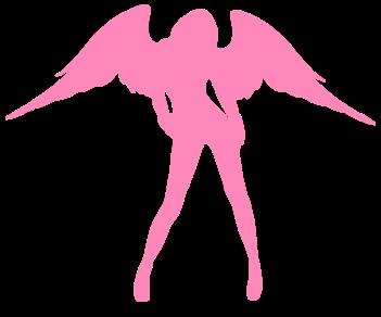 Ангел девушка 2