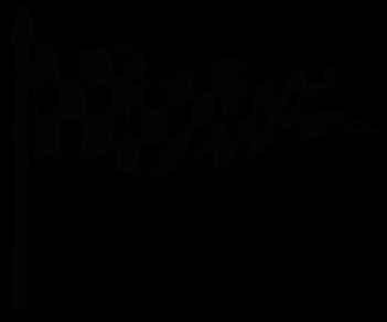 Флаг формула 1