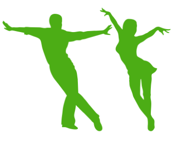 Танцевальная пара румба