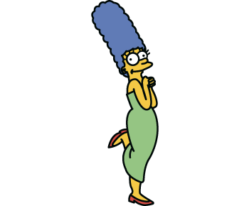 The Simpson - Marge