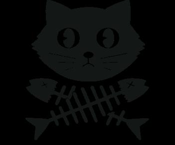 Кот и кости