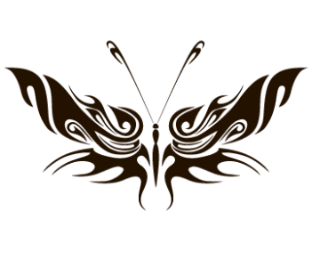 Бабочка 34