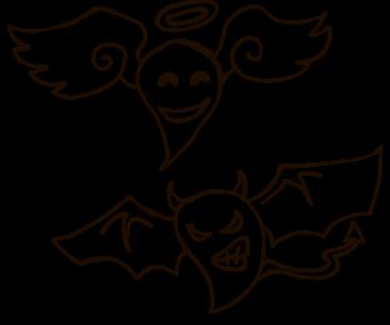 Ангел и демон 3