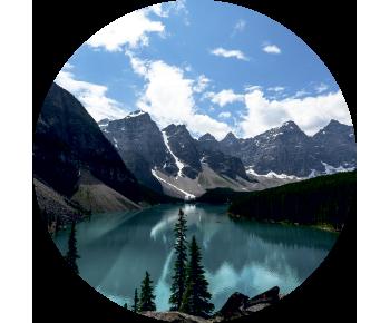 На запасное колесо горы