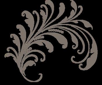 Узор цветочный 60