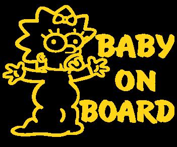 Ребенок в машине Мэгги 3