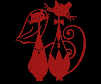 Кошачья пара