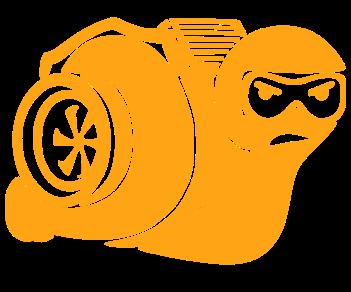 Улитка турбо 2
