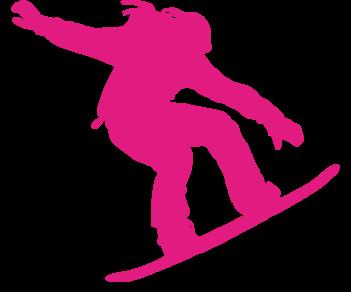Сноубордистка  спорт