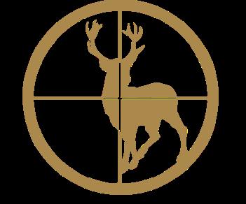 Охота олень