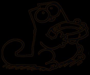 Кот Саймона 60