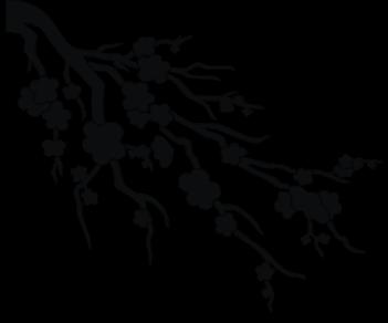 Узор сакура