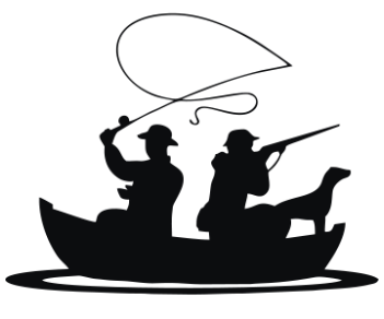 Рыбак и охотник в одной лодке