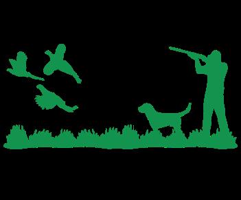 Охотник и фазаны