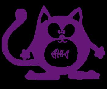 Кот обжора