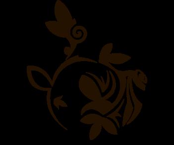 Узор цветочный 46