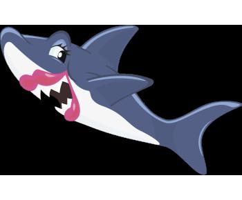 Леди акула